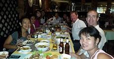 19 dinner at tanta restaurant